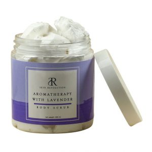 Aromatherapy with Lavender Body Scrub 250ML - Skin Revolution Asia