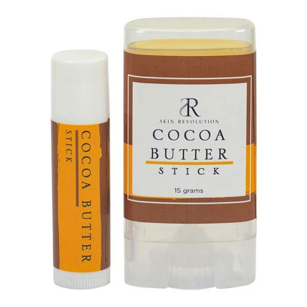 Cocoa Butter Stick (15 grams) - Skin Revolution Asia